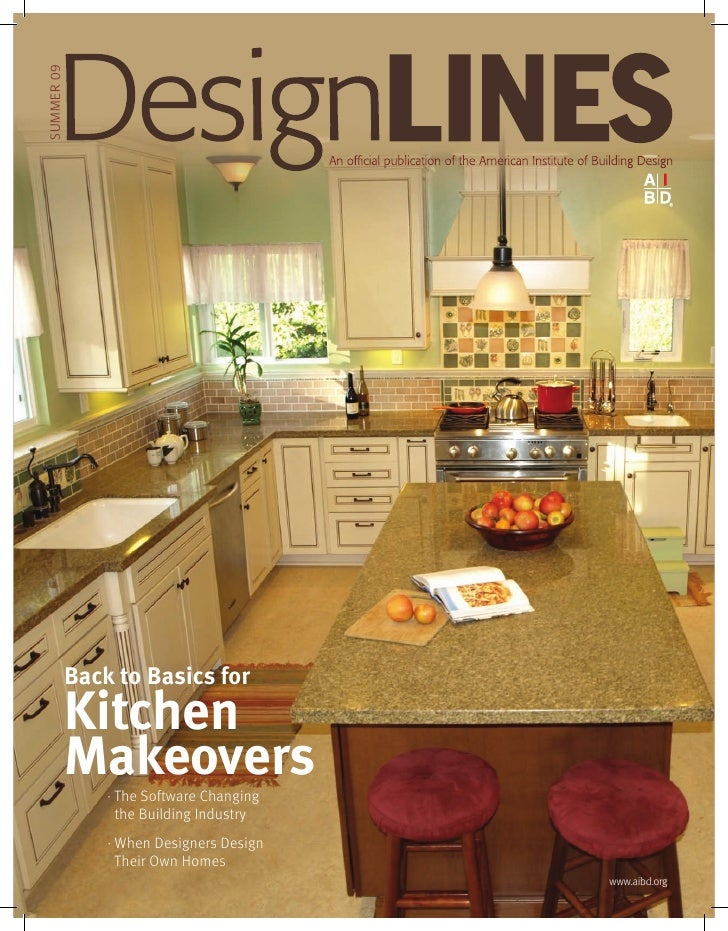 SUMMER 09                 Back to Basics for             Kitchen             Makeovers                 · The Software Chan...
