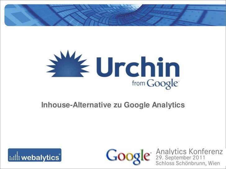 Inhouse-Alternative zu Google Analytics