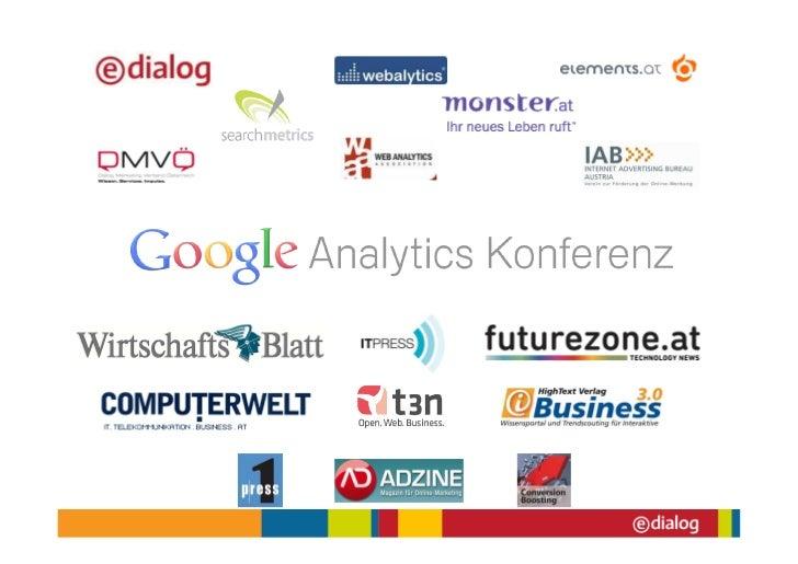 GA Konferenz-2011 Siegfried Stepke_Offline Tracking & Real World Korrelationen