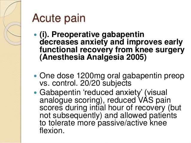 Neurontin For Pain Reviews