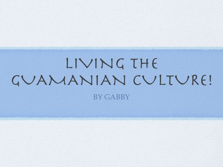 Gabby culture project