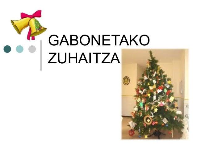 Gabonetako