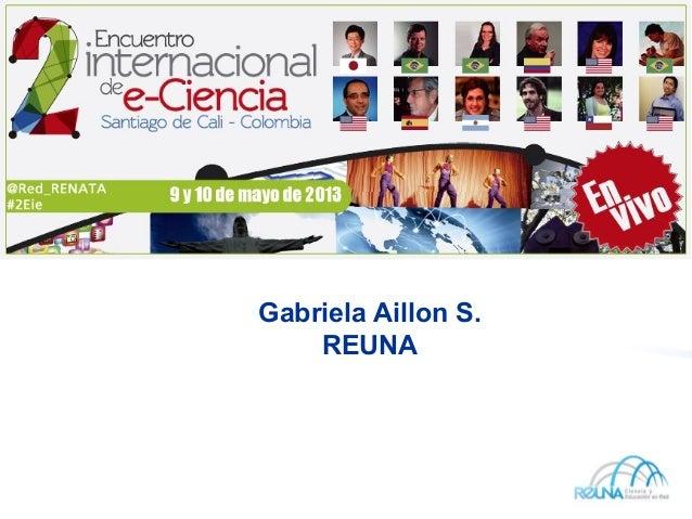 Gabriela aillon