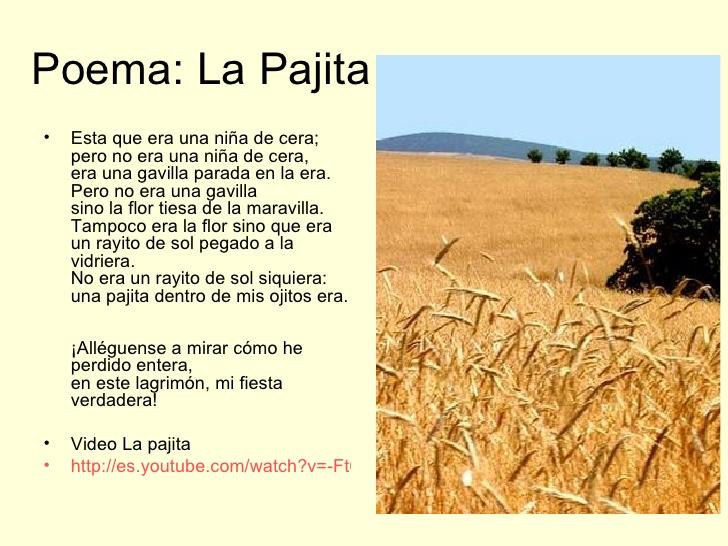 Poemas de gabriela mistral - Imagui