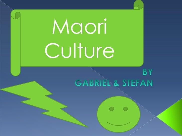 MaoriCulture