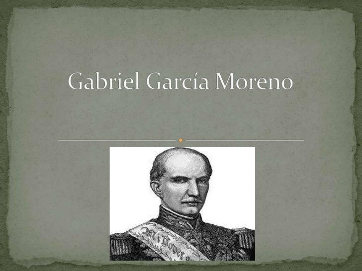 R.P. Alfredo Sáenz S.J.• Es una persona eminentemente política .• Para moreno era el ecuador la patria amada.•La cordiller...