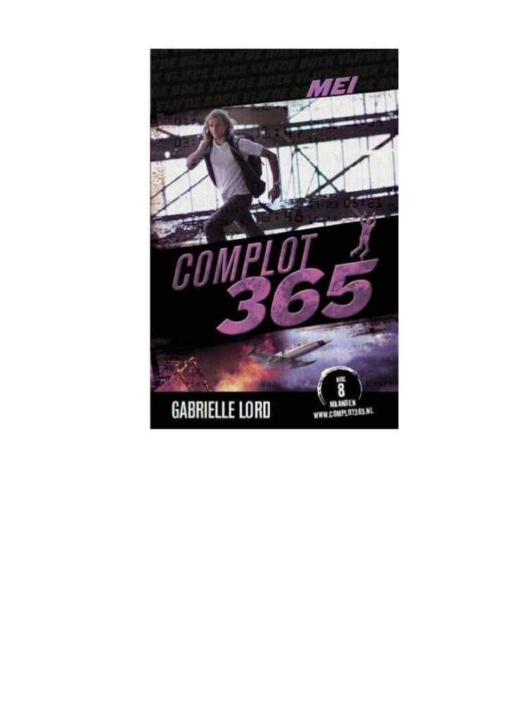 Gabrielle lord   complot 365 - 05 mei