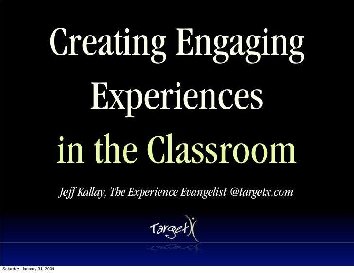 Gae Professional Teaching Experience 2009