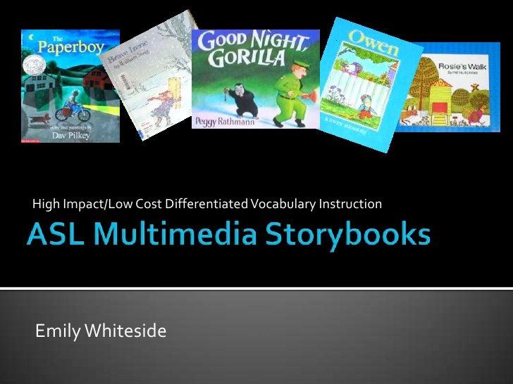 GaETC Multimedia Storybooks