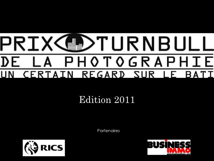 Turnbull - Gagnants concours 2011