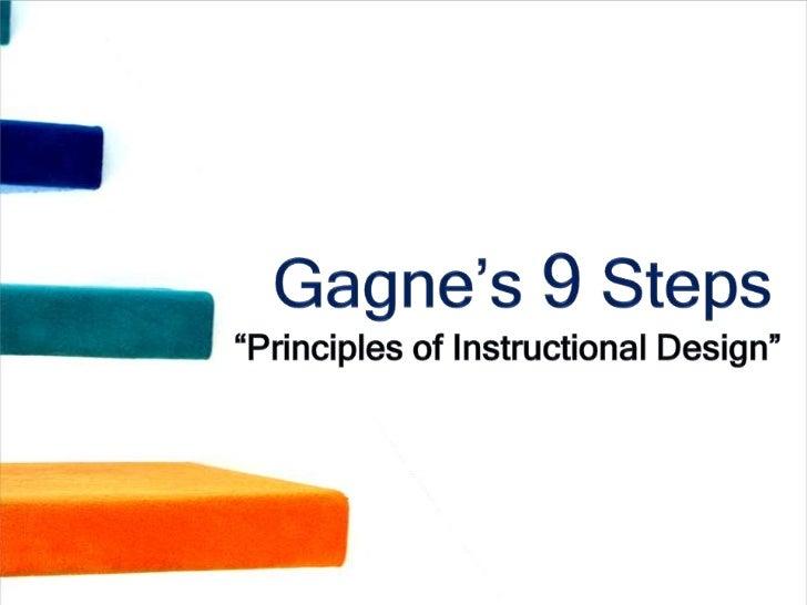 Gagne9steps