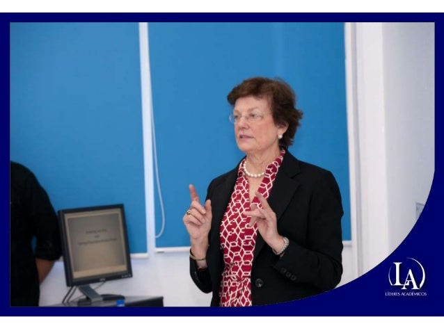 Conferencia Gail Vince