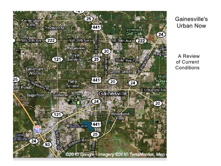 Gainesville's Urban Now