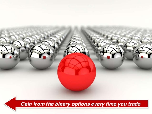 Binary options gain