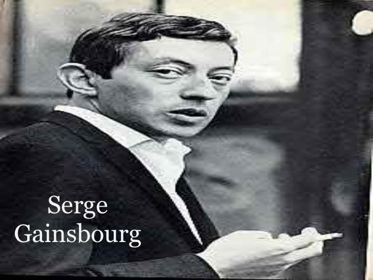 SergeGainsbourg