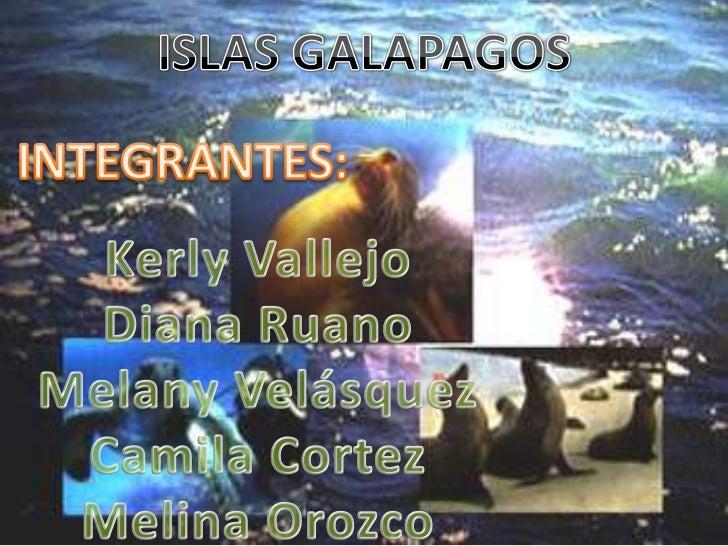 ISLA ESPAÑOLA• La isla española esta  ubicada en el extremo sur     FLORA : cactus, mangle rojo.  del archipiélago de     ...