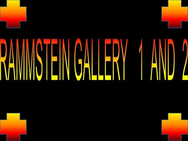 Galeria Rammstein Slides
