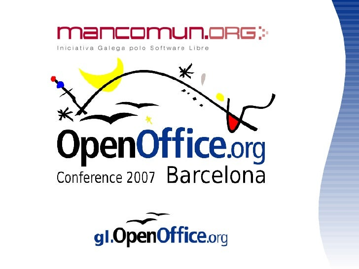 Galician Experience with OpenOffice.org