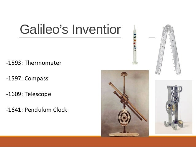 Pics For > Galileo Galilei Inventions Thermometer