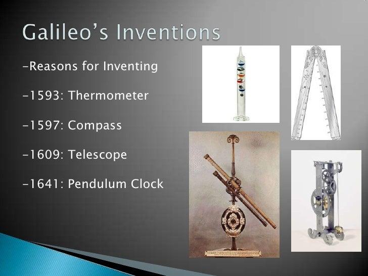 Galileo Galilei Powerpoint 2