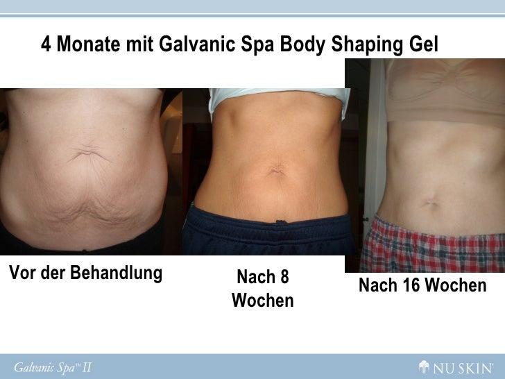 Galvanic Body Spa Demo