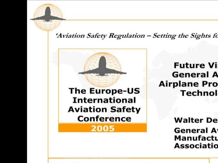 general aviation manufacturer assocations   1