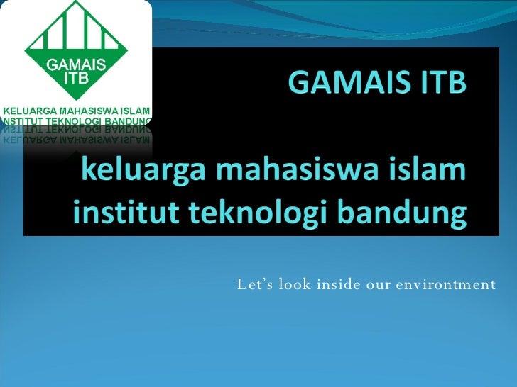 Gamais Itb