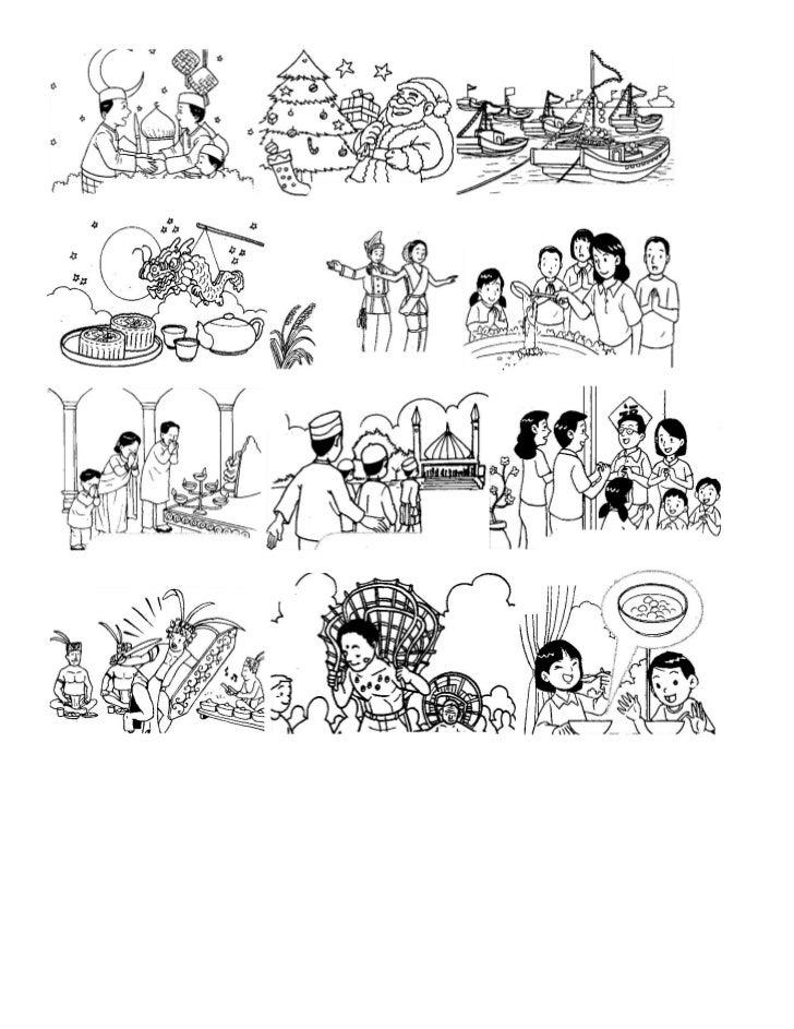 Perayaan Berbilang Kaum Di Malaysia Gambar Perayaan Pelbagai Kaum