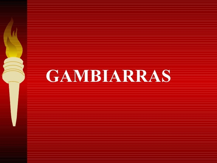 GAMBIARRAS