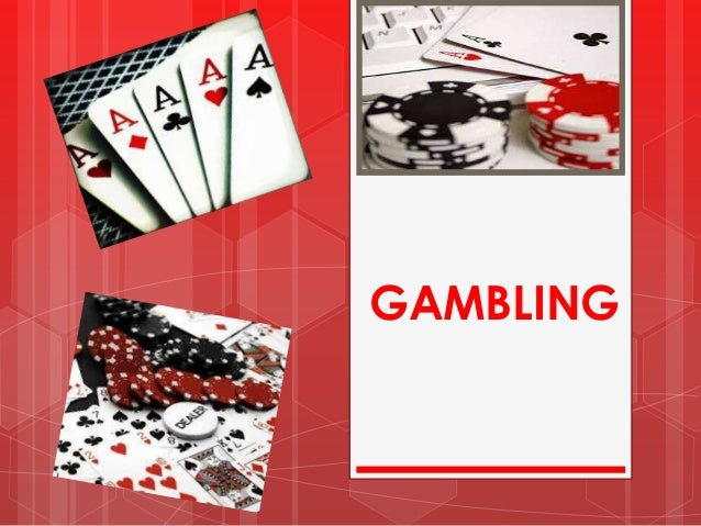 Persuasive speech gambling addiction