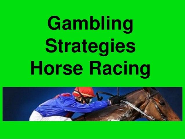 Gambling racing