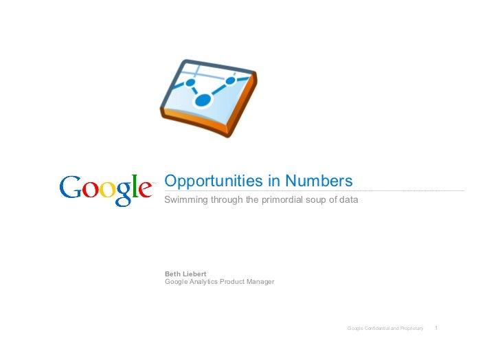Gamc2010   00 - google analytics master class 2010 keynote - beth liebert - google