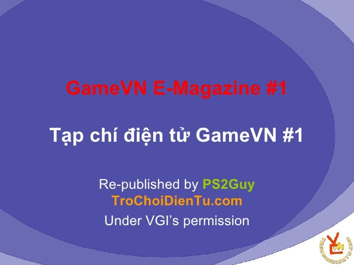 Game Vn E Magazine