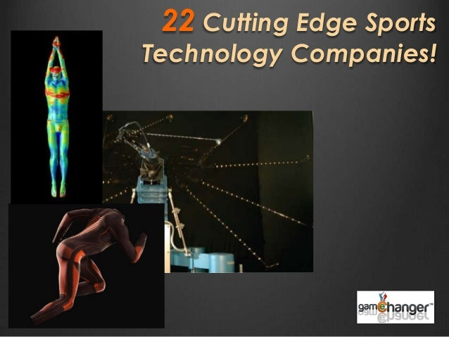 22 Cutting-Edge Sports Technology Companies
