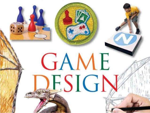 BSA Game Design Merit Badge