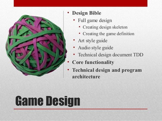 informative essay game design