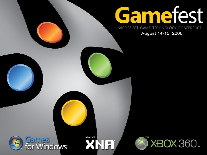 애자일 게임 개발: 최전선의 이야기(Gamefest 2006)