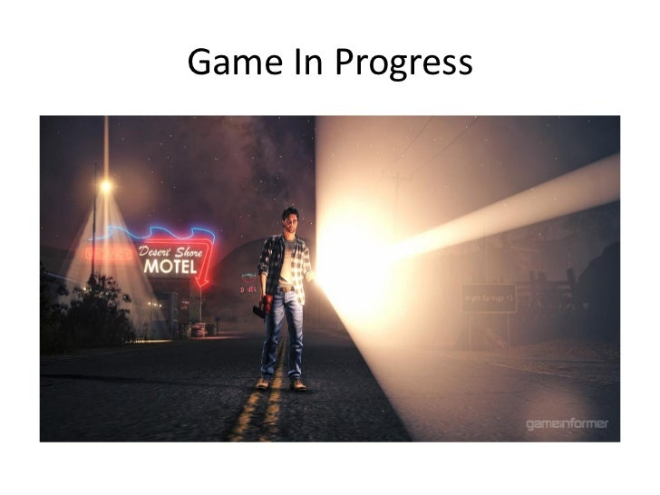 Game In Progress