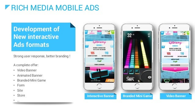 Gameloft's Mobile Ads Agency