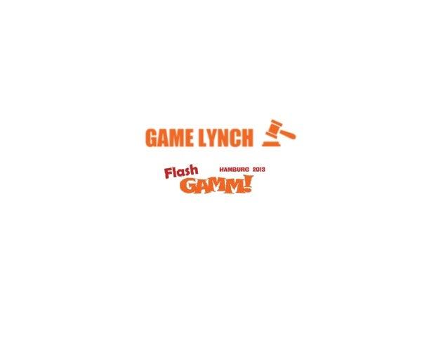 Alex Nichiporchik @ Spil GamesPhillipp Doschl @ FDG EntertainmentTom Krcha @ AdobeChris Benjaminsen @ Player.ioEmily Greer...