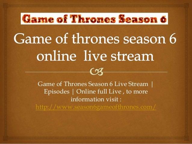 Game of Thrones Season 7, Episode 1 live stream: Watch online