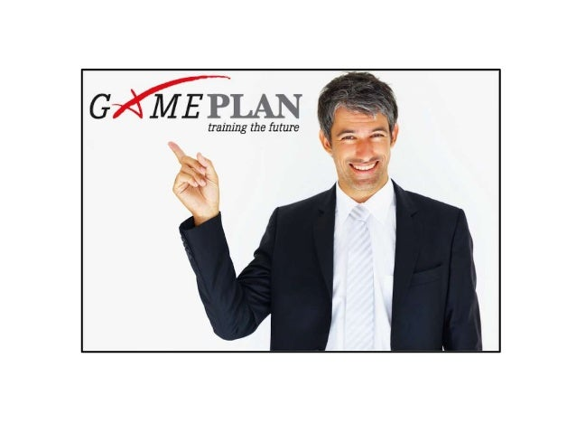 Why Choose Gameplan?• We deliver sales training and developmentprogrammes that engage, energise and empowerindividuals and...