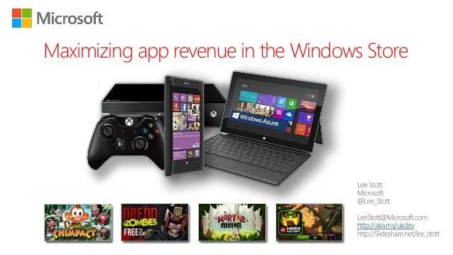 Source: http://blogs.msdn.com/b/windowsstore/archive/2011/12/06/announcing-the-new-windows-store.aspx Maximizing app reven...