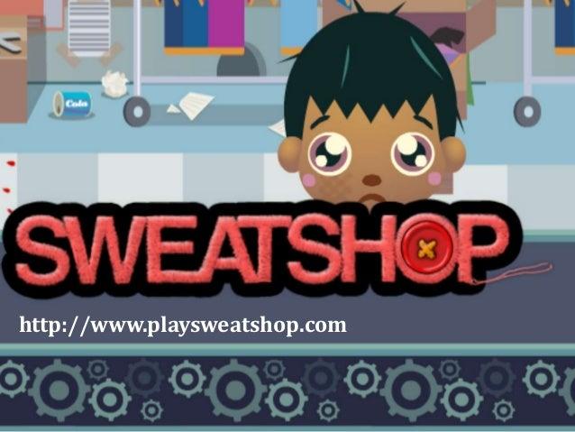 Game Review: Sweatshop