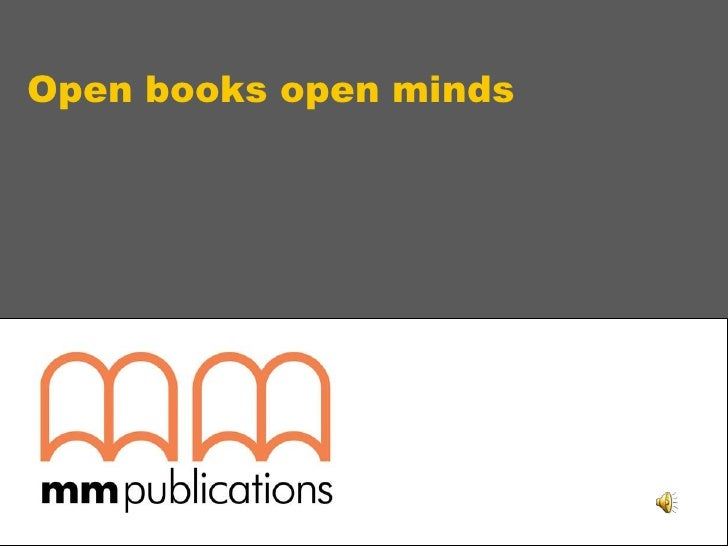 Open books open minds<br />