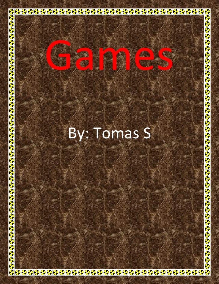 GamesBy: Tomas S
