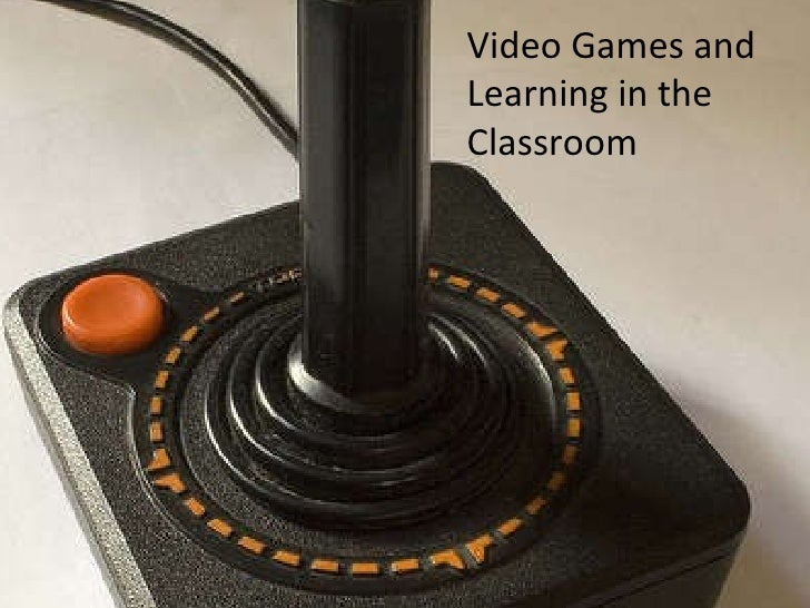 Video Games and Learning in the Classroom