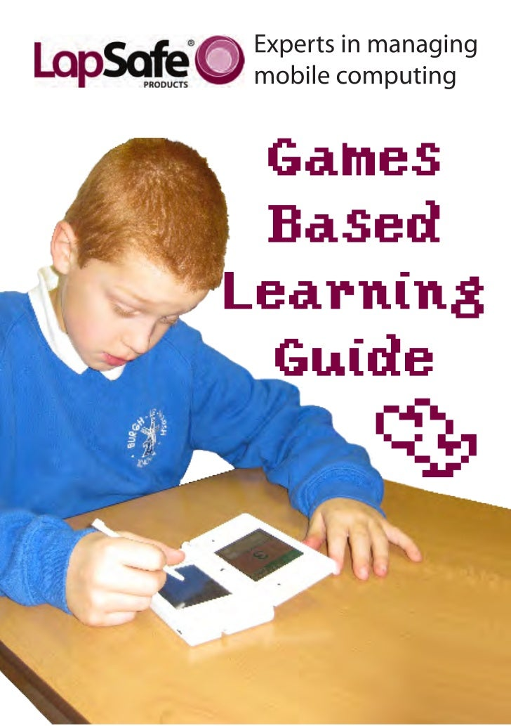 A guide to games-based learning