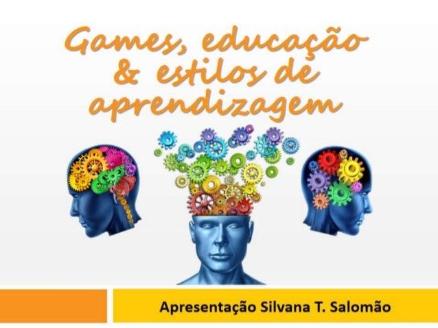 Games e Aprendizagem