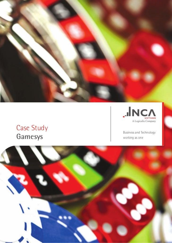 Logicalis Case Study - Gamesys